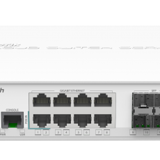 Cloud Router Switch – CRS112-8G-4S-IN