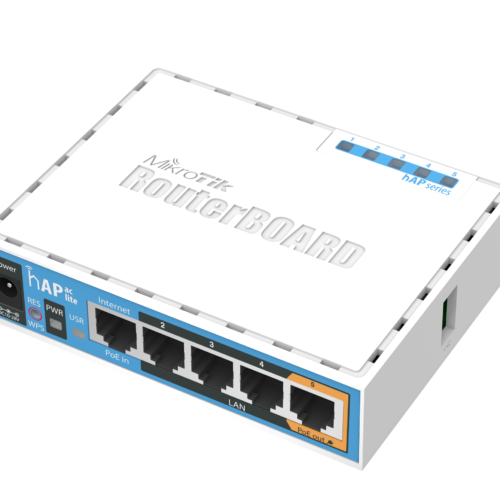 Router Ethernet – hEX lite