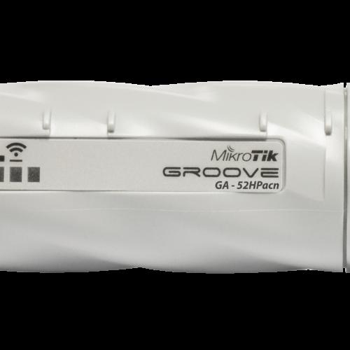 Echipament wireless de exterior in banda 2.4 sau 5 Ghz – Groove A 52 ac