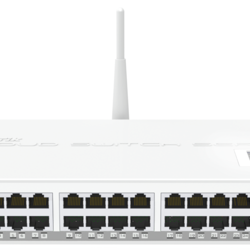 Cloud Router Switch – CRS125-24G-1S-2HnD-IN