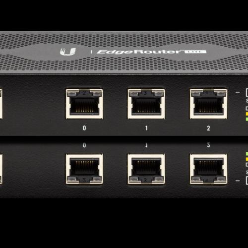 Router Ethernet de interior – Edge Router Lite