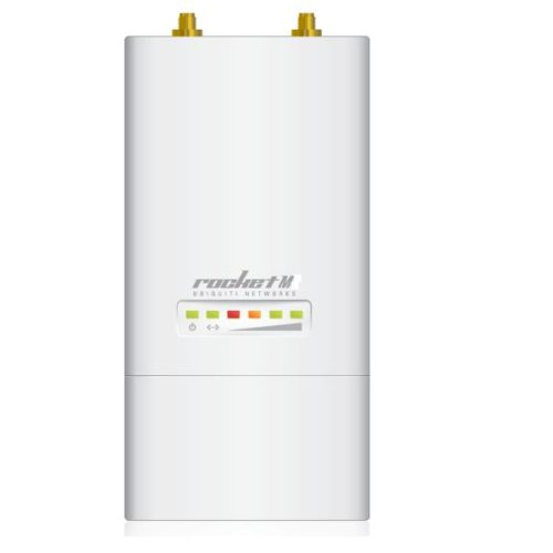 Echipament wireless de exterior in banda 2.4 Ghz – Rocket M2