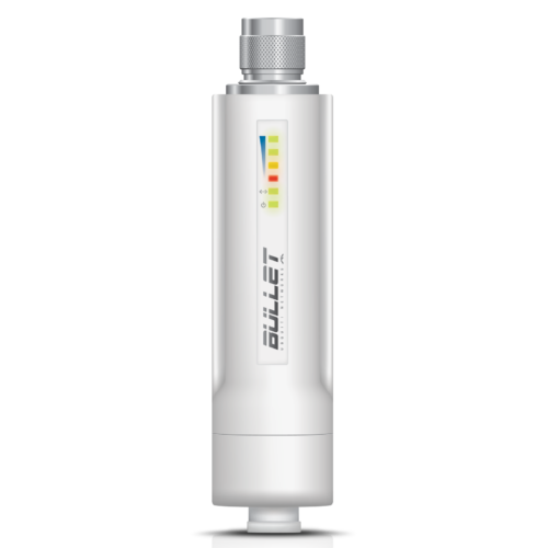Echipament wireless de exterior in banda 2.4 Ghz – Bullet M2 HP