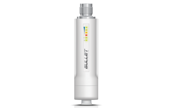 Echipament wireless de exterior in banda 2.4 Ghz – Bullet M2 HP