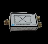 5 Ghz MIMO Multiplexer