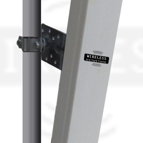 Antena sector Pol . V /180 grade