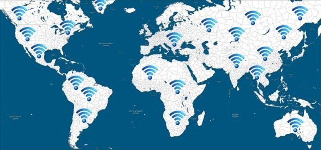wifi in strainatate